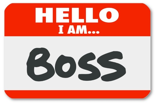 hello i am boss